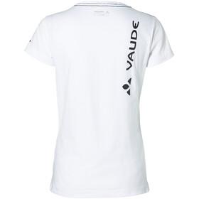 VAUDE Brand Mujer, white